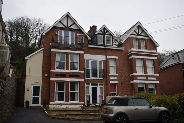 Thumbnail Flat to rent in 39 Rotherslade Road, Langland, Swansea