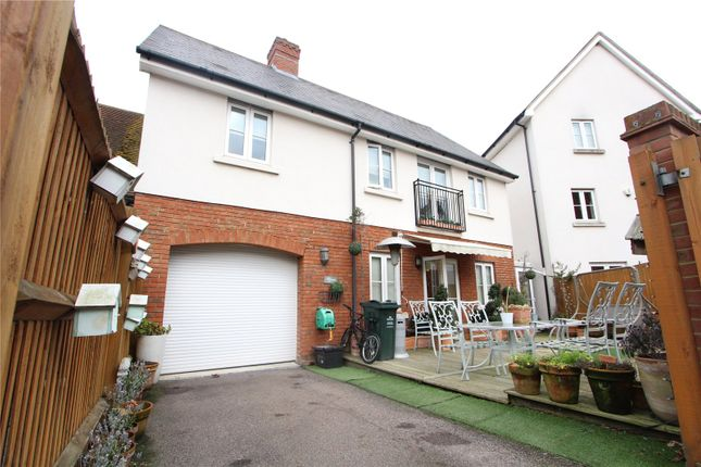 Thumbnail Link-detached house for sale in Watermans Way, Greenhithe, Kent