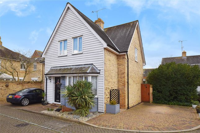 Detached house for sale in Shirebourn Vale, South Woodham Ferrers, Chelmsford, Essex