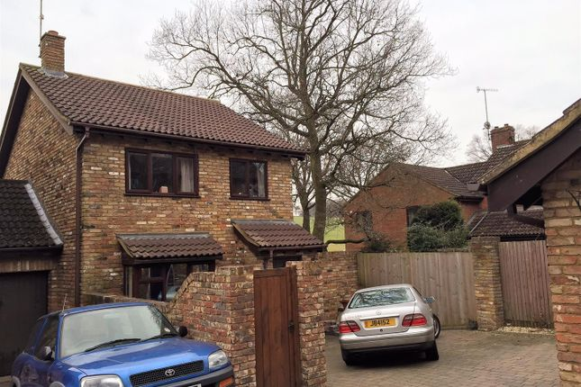 Thumbnail Detached house to rent in Juniper Gardens, Welwyn