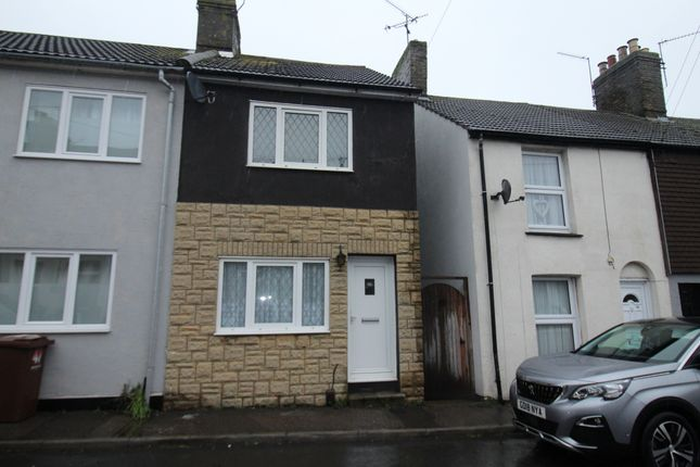 3 bed terraced house for sale in Mount Road, Rochester ME1