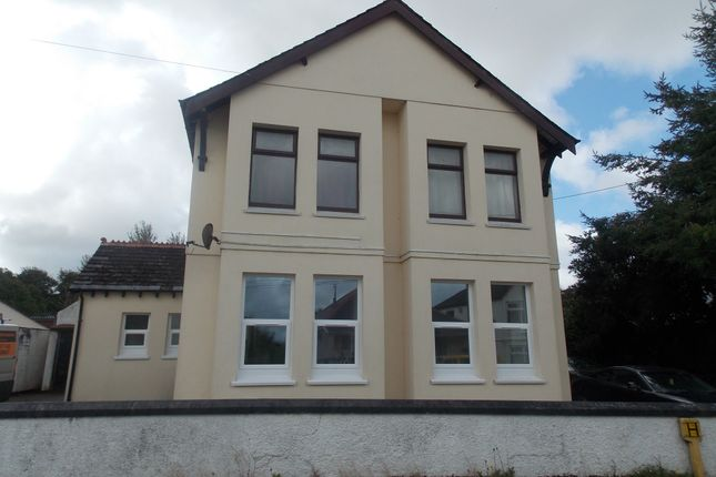Thumbnail Flat to rent in Roche Road, Bugle, St Austell
