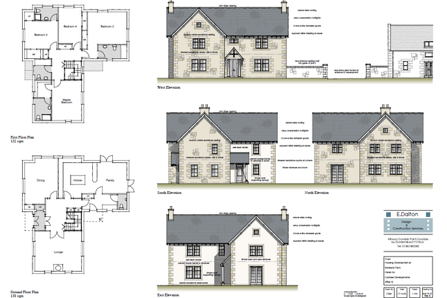 Land for sale in Boreland Steading, Cleish