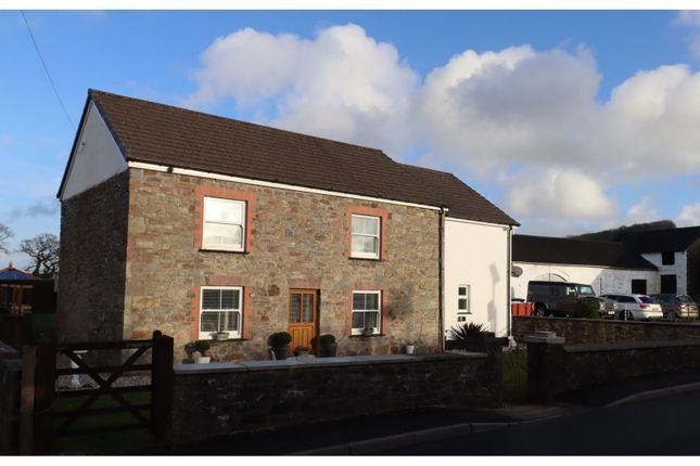 Thumbnail Detached house for sale in Trevaughan, Whitland