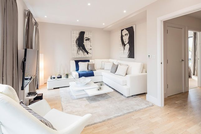 "Thumbnail End terrace house for sale in ""Pipit Drive (House)"" at Balmoral Close, Westleigh Avenue, London"