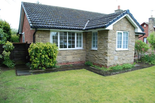 Thumbnail Bungalow to rent in Clifford Moor Road, Boston Spa, Wetherby