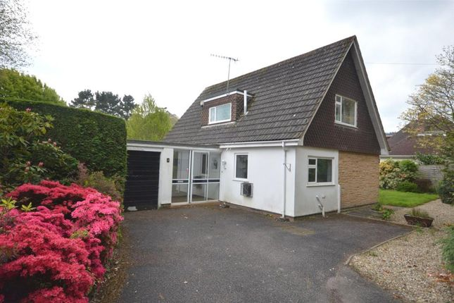 Thumbnail Detached house for sale in Broadway, Sidmouth, Devon