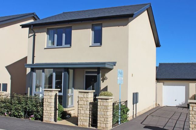 Thumbnail Detached house for sale in Waller Gardens, Lansdown, Bath