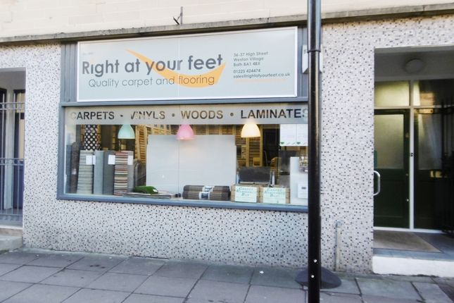 Thumbnail Retail premises for sale in High Street, Bath