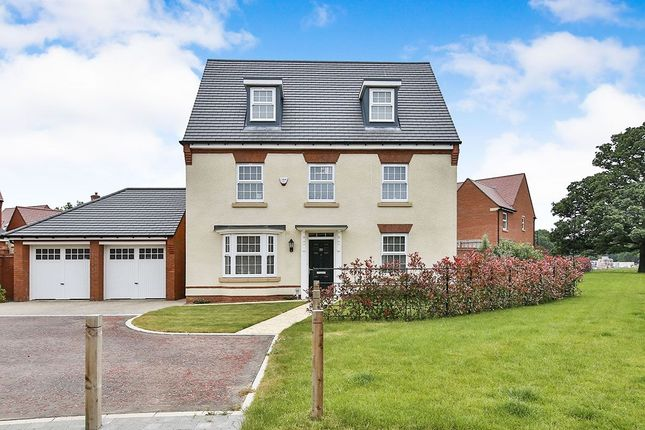 Thumbnail Detached house for sale in Richardby Crescent, Durham