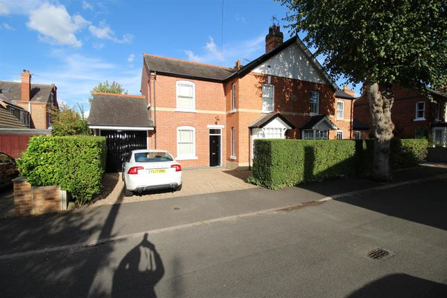 Thumbnail Semi-detached house for sale in Imperial Road, Beeston, Nottingham