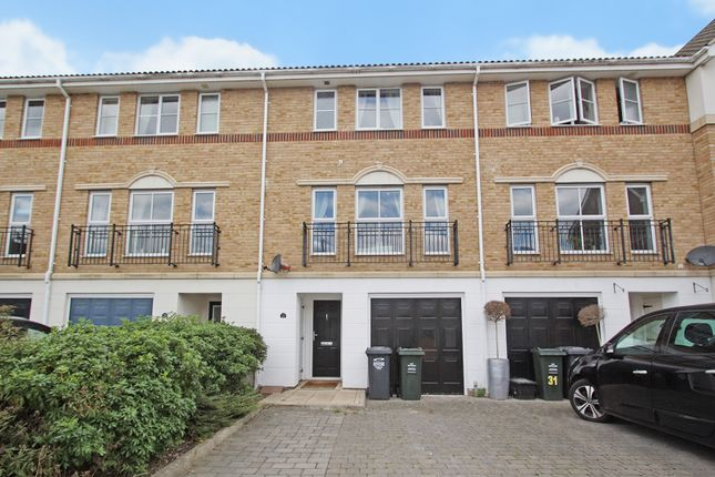 Thumbnail Town house to rent in Anvil Terrace, Bexley