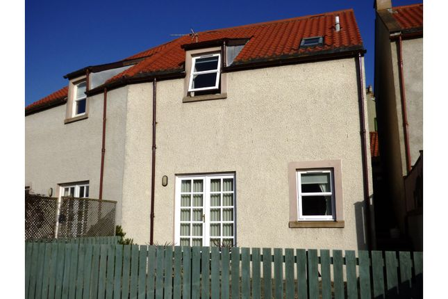 Thumbnail Semi-detached house for sale in Rose Street, St Monans