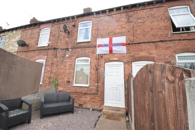 3 bed terraced house for sale in Recreation Drive, Shirebrook, Mansfield NG20