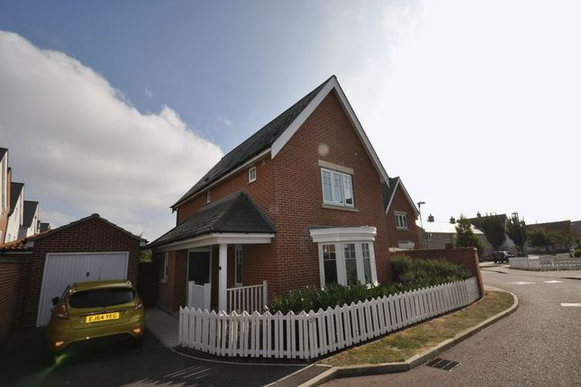 Thumbnail Detached house for sale in Glebe View, West Mersea, Colchester