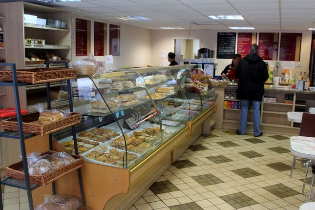 Thumbnail Restaurant/cafe for sale in Reid'S Cafe, 3 High Street, Thurso