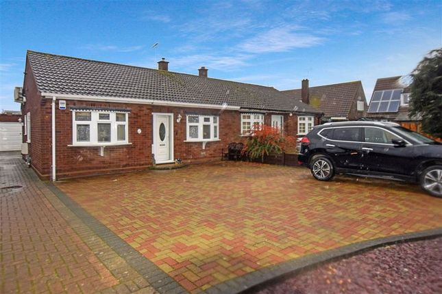 2 bed semi-detached bungalow for sale in Sanctuary Gardens, Stanford-Le-Hope, Essex SS17