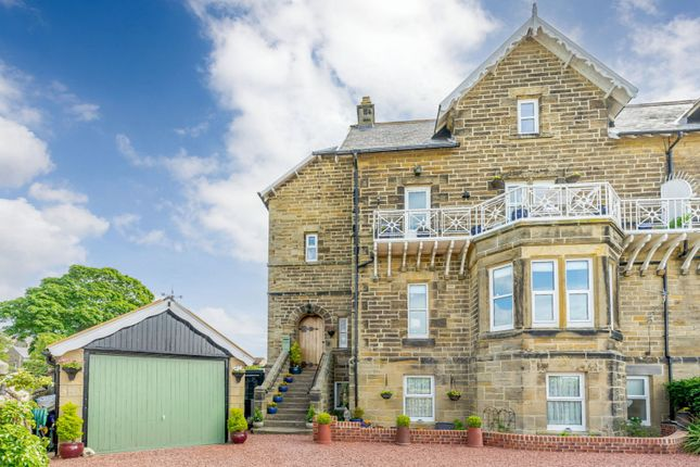 Thumbnail Flat for sale in Riverside Road, Alnmouth, Alnwick, Northumberland