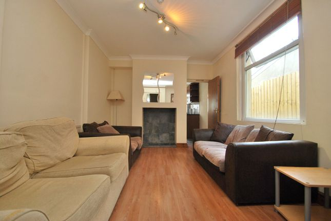 Thumbnail Terraced house to rent in Glenroy Street, Cardiff