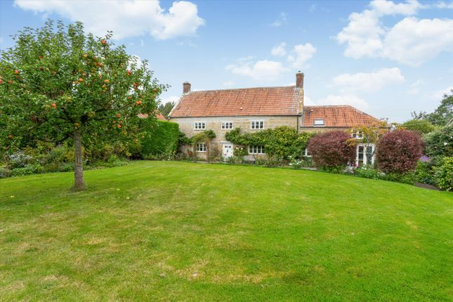 5 bed detached house for sale in Brook Cottage, Brookhampton, North Cadbury, Yeovil, Somerset BA22.
