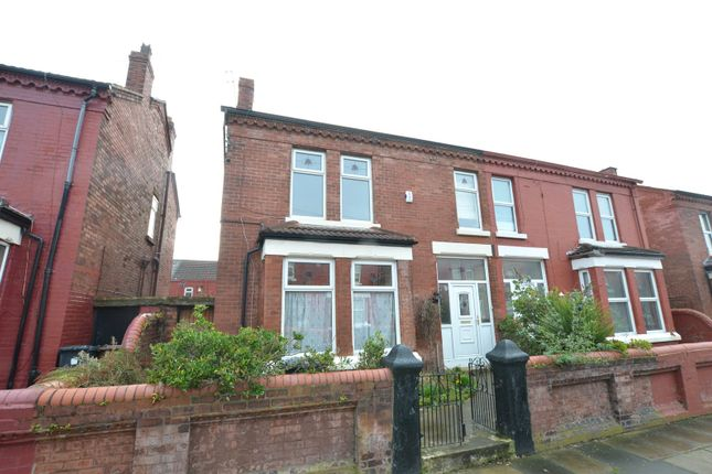 Thumbnail Property for sale in Mount Avenue, Bootle, Merseyside