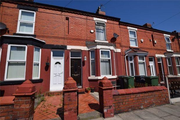 Thumbnail Terraced house for sale in Spenser Avenue, Rock Ferry, Merseyside