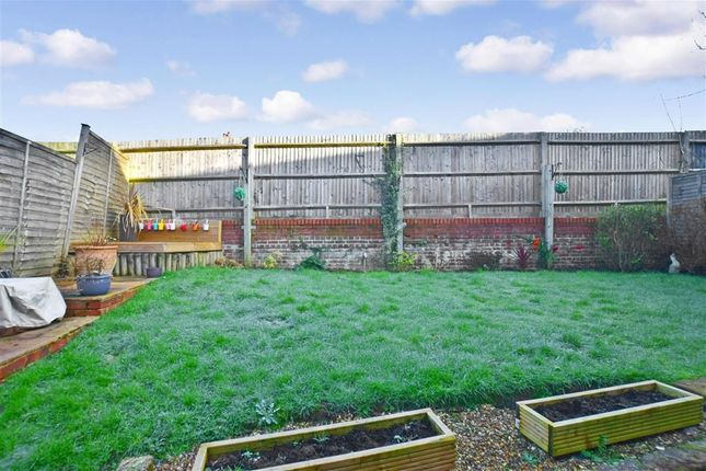 Rear Garden of Audley Rise, Tonbridge, Kent TN9