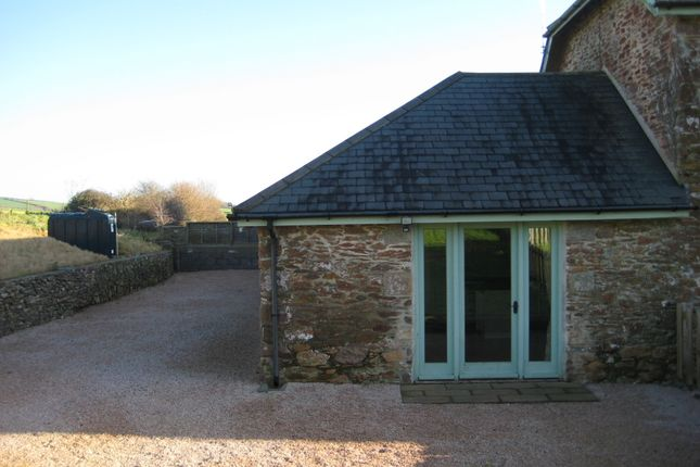 Thumbnail Barn conversion to rent in Manor Farm, North Huish, South Brent