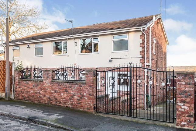 Thumbnail Semi-detached house for sale in Kenmore Way, Cleckheaton, West Yorkshire