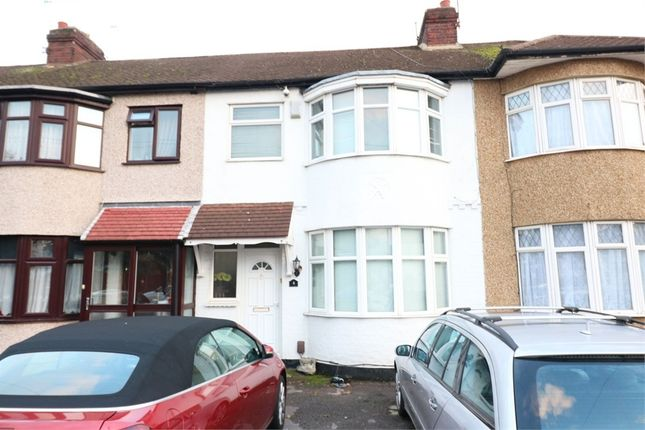 Thumbnail Terraced house to rent in Seaforth Drive, Waltham Cross, Hertfordshire