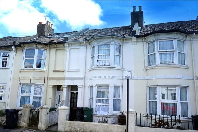 3 bed terraced house for sale in Coleridge Street, Hove