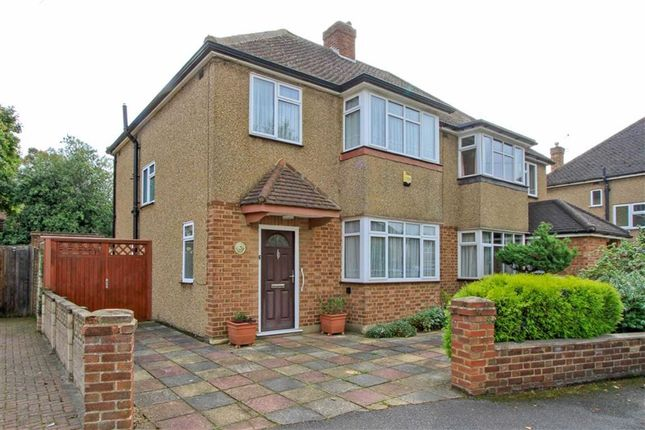 Thumbnail Semi-detached house for sale in Brooklyn Way, West Drayton, Middlesex