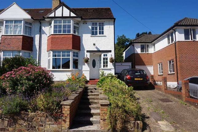6 bed semi-detached house for sale in Whitchurch Gardens, Canons Park, Edgware