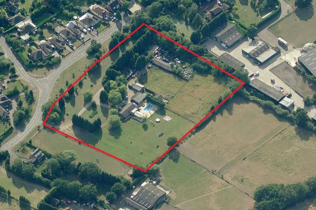 Thumbnail Land for sale in Oakhill Road, Stapleford Abbots, Essex