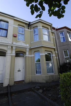 Thumbnail Property to rent in Greenbank Avenue, Lipson, Plymouth