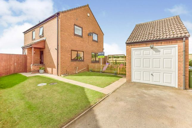 Thumbnail Detached house for sale in Ermine Rise, Great Casterton, Stamford