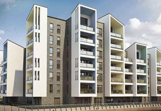 Thumbnail Flat for sale in Augustus Way, St Mary's Island, Chatham