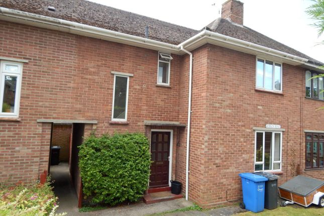 Thumbnail Property to rent in Robson Road, Norwich