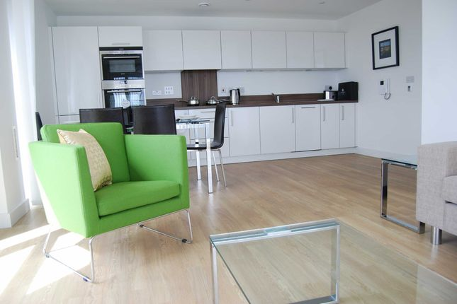 Thumbnail Flat to rent in Marner Point, Devas Street