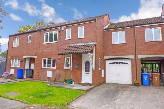 Thumbnail Semi-detached house to rent in Sparta Avenue, Walkden, Manchester