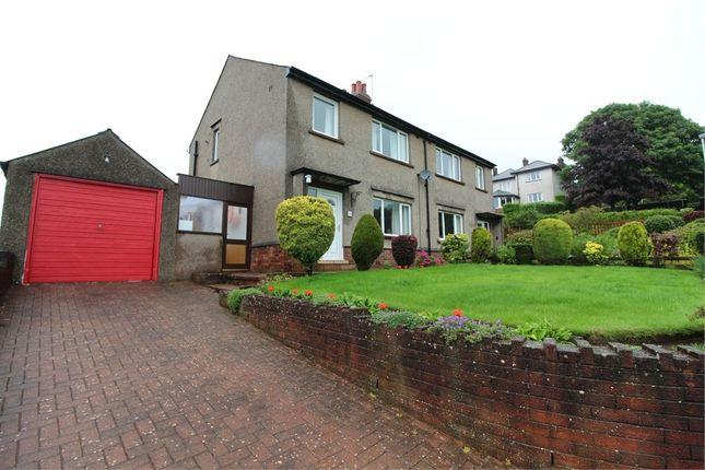 Semi-detached house for sale in Croft Terrace, Penrith, Cumbria