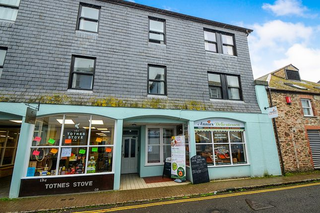 Thumbnail Flat for sale in Ticklemore Street, Totnes