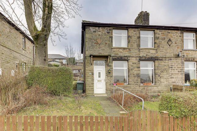 Thumbnail Semi-detached house for sale in Barnes Avenue, Rawtenstall, Rossendale