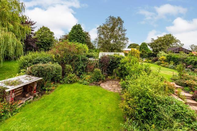 Garden of Ingleby Arncliffe, North Yorkshire, England, United Kingdom DL6