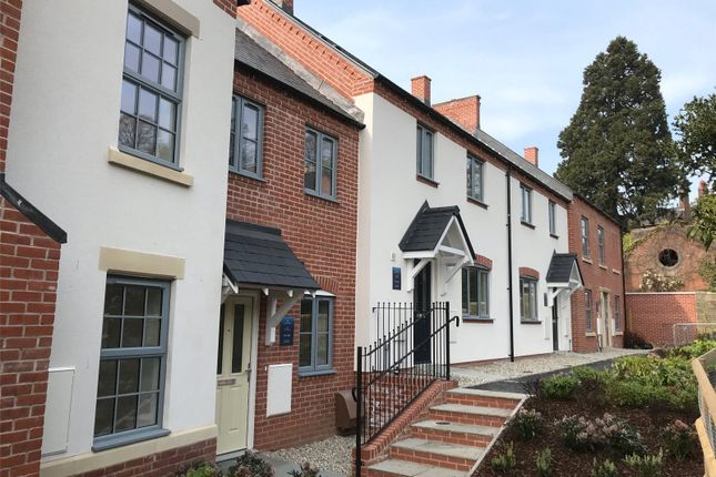 Thumbnail Terraced house for sale in Plot 10, Kynaston Place, Birch Road, Ellesmere