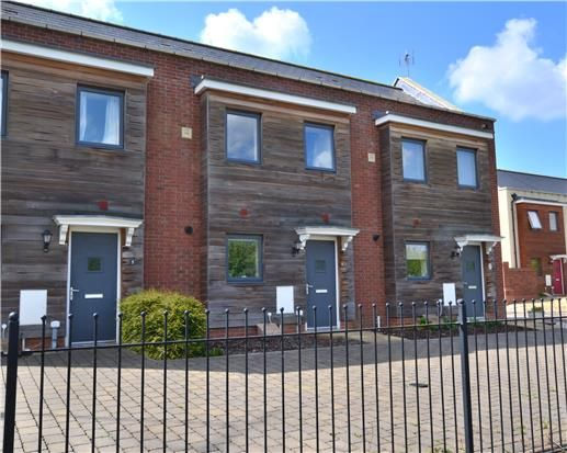 Thumbnail Terraced house for sale in Arlington Road, Brockworth, Gloucester