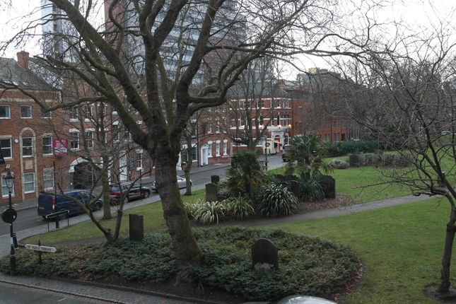 Office to let in St Pauls Square, Birmingham