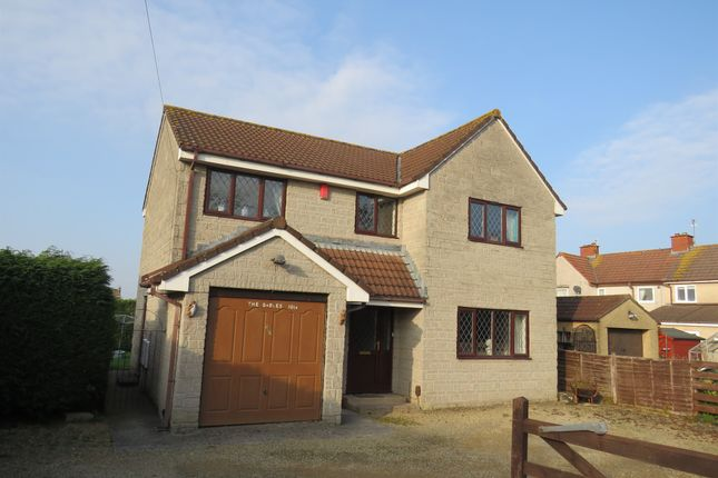 Thumbnail Detached house for sale in Park Lane, Frampton Cotterell, Bristol