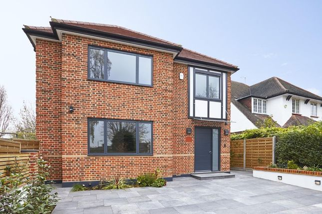Thumbnail Detached house for sale in The Ridgeway, London