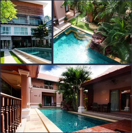 Thumbnail Detached house for sale in Tamnak Resort, Pratumnak Hill, Pattaya